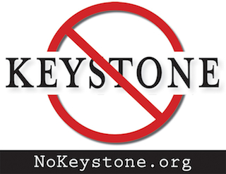 Say No to Keystone Pipeline