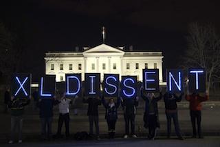 Keystone XL Pipeline Dissent